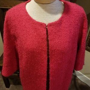 Vintage wool dress coat